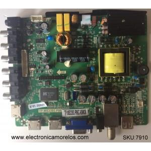 MAIN FUENTE (COMBO) / COBIA N14051071 / TP.MS3393.P86 / TP.MS3393.P86C-65W36 / SM315CK531 / MODELO C32LEDTV1301