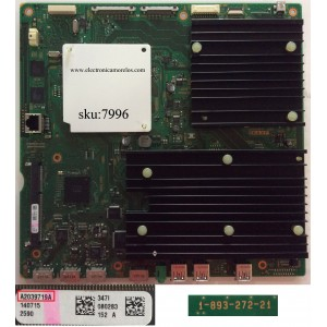 MAIN / SONY 4K 3D A-2039-709-A / A2039719A / A-2039-719-A / 1-893-272-21 / A2039719A 347I / PANEL´S SYV5535 / YD4S650LTU01 / MODELOS XBR-55X850B / XBR-55X900B / XBR-65X900B