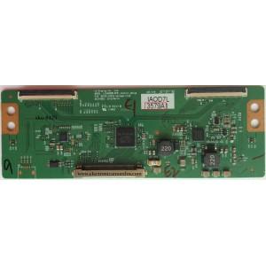 T-CON / LG 6871L-3579A / 6870C-0452A / 3579A / PANEL´S LC420DUE (SF)(R5) / LC420DUE (SF)(R1) / MODELOS 42LN5200-UM BUSQLHR / 42LN5300-UB BUSQLJR / 42LN5400-UA BUSQLJR / 42LN5400-UA BUSYLHR / 42LN5400-UA BUSYLJR / PARTES SUSTITUTAS CHECAR EN DESCRIPCION.