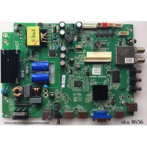 FUENTE MAIN (COMBO) / TCL V8-0MS08GP-LF1V022(K4) / 40-MS08GP-MAB2HG / MS08GP / GFE120105B