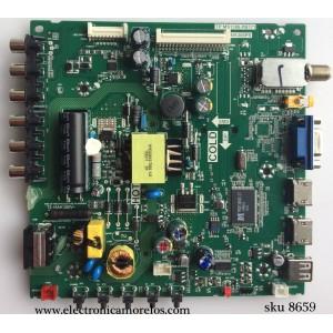 FUENTE / MAIN (COMBO) / FUSION L15082570 / 02-W306PS-CHLA03X / V8-SR306LC-LF1V002 / IFE120259C / TP.MS1306.PB771 / MS306PS