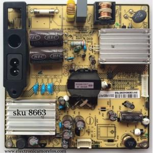 FUENTE DE PODER / PIONEER 81-PBE028-PW1XT / CQC09001032302 / DLBB253 REV:9.1 / MODELO LED-32B300