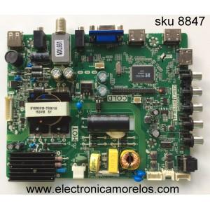 MAIN / FUENTE / (COMBO) / TCL B15103610 / L32R6400TN / 02-SHG39A-C001000 / TP.MS3393T.PB79 / 3MS3393X-2