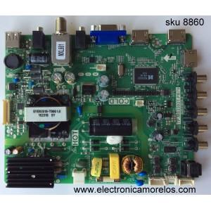 MAIN / FUENTE / (COMBO) / TCL B15062131 / L32R6400TN / L32R6400TN / 02-SHG39A-C001000 / TP.MS3393T.PB79 / 3MS3393X-2
