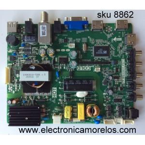 MAIN / FUENTE / (COMBO) / TCL B15093069 / L32R6400TN / 02-SHG39A-C001000 / TP.MS3393T.PB79 / 3MS3393X-2