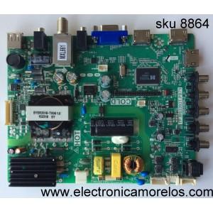 MAIN / FUENTE / (COMBO) / TCL B15072219 / L32R6400TN / 02-SHG39A-C001000 / TP.MS3393T.PB79 / 3MS3393X-2