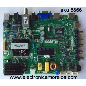 MAIN / FUENTE / (COMBO) / TCL B15103714 / L32R6400TN / 02-SHG39A-C001000 / TP.MS3393T.PB79 / 3MS3393X-2