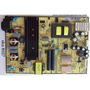 FUENTE DE PODER / TCL 81-PBE055-H91 / SHG5504B-101H DLBB410 REV:0.7 / SHG5504B10-101H / CQC10001044561 / MODELO  TCL  L48D2700F