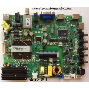 MAIN / FUENTE / (COMBO) / TCL B15072229 / L40R6400TN / 02-SKG39A-C002000 / TP.MS3393T.PB79 / 3MS3393X-2