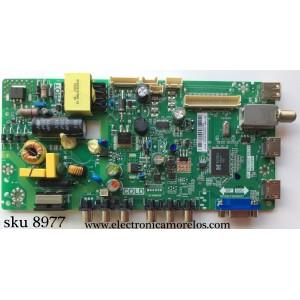 MAIN / FUENTE / (COMBO) / TCL L15041201 / GFF119315B / 02-SHY39V-CYLA01 / V8_MS39PVL_LF1V082 / TP.MS3393T.PB710 / MS39PV
