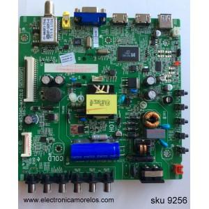 FUENTE / MAIN / TCL V8-M306GRS-LF1V003(K1) / IFE120259A / 40-MS306D-MAC2LG / MS306DPS