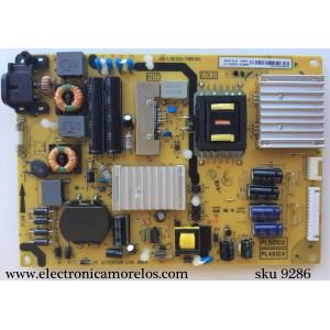 FUENTE DE PODER / TCL 81-PL401C4-PL200AA / 40-L501C0-PWD1XG