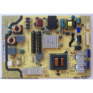 FUENTE DE PODER / TCL 81-PE371C5-PL290AB / 40-E371C5-PWE1XG