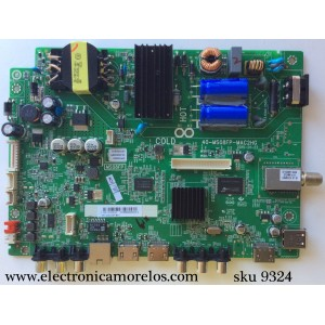 MAIN / FUENTE / (COMBO) / TCL V8-OMS08SP-LF1V027(K3) / IDF1500003 / V8-0MS08SP-LF1V027(K3) / T8-43D14ZF-MA1 / MS08FP / 40-MS08FP-MAC2HG