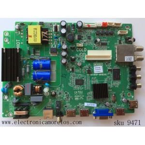 MAIN / FUENTE / (COMBO) / TCL V8-OMS08GP-LF1V022(L2) / GFE952479B / V8-0MS08GP-LF1V022(L2) / MS28GP / 40-MS08GP-MSB2HG