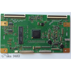 T-CON / LG 6871L-1198D / 6870C-0166B / 1198D / MODELO 47LB9DF-UA AUSLLJM / PANEL LC470WU2(SL)(A3)