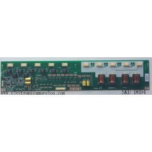 BACKLIGHT INVERTER / JVC HI40024W2A-L / HI40024W2A / SIT400WD20B00 / H061808506 / MODELO LT-40X667
