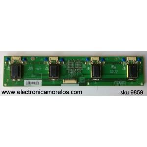 BACKLIGHT INVERSOR / SCEPTRE WP1208051 / ER433 V1.0 / 120827 / MODELO X322BV-HD