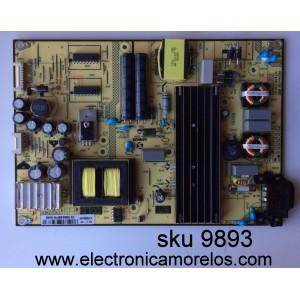 FUENTE DE PODER / TCL 81-PBEE050-H91 / CQC10001044561 / SHG5504B-101H /