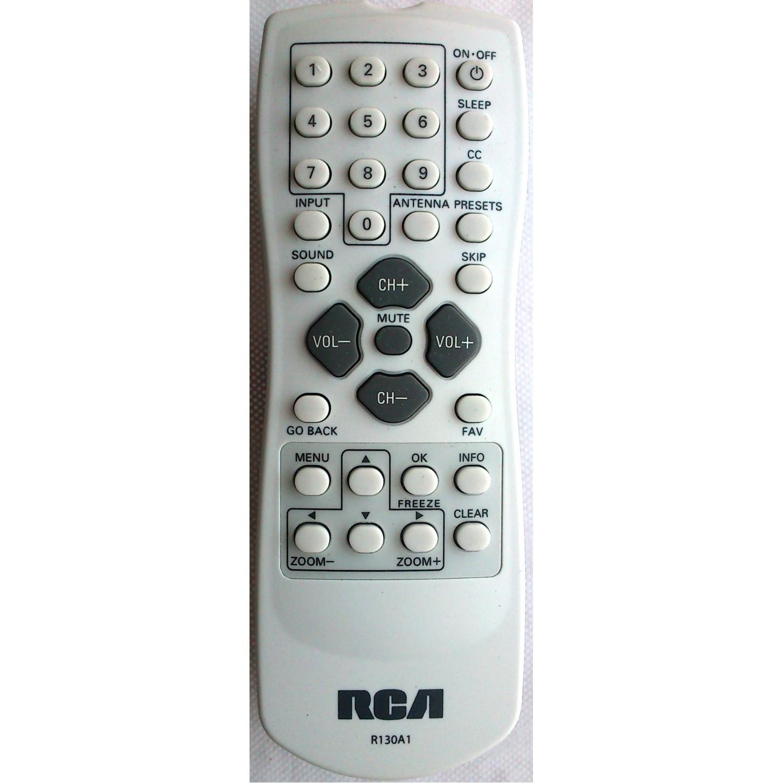 control remoto para tv rca