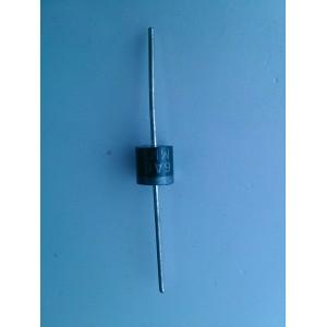 LOTE DE 9 PIEZAS DE DIODO RECTIFICADOR 6A6MIC 6 AMPS 600 V